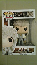 FUNKO POP VINYL JARETH WITH ORB WHITE OUTFIT RARE LABYRINTH DAVID BOWIE VHTF