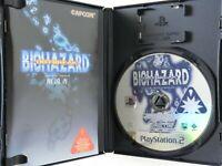 Biohazard Outbreak Resident Evil PS2 CAPCOM Sony Playstation 2 From Japan