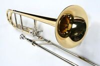 Bb / F trombone open wrap