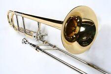Bb / F trombone open wrap