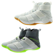Nike 844378 Mens Lebron Soldier 10 SFG Performance Basketball Shoes Sneakers