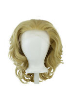 13'' Wavy Lace Front Wig with 1'' lace no Bangs Sandy Blond Wig NEW