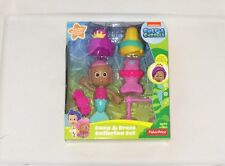 NIB Fisher-Price Bubble Guppies Molly Snap and Dress Ballerina Set Ballet