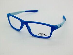 OAKLEY Junior CROSSLINK XS OY8002-1051 Satin Electric Blue Kids 51mm Eyeglasses