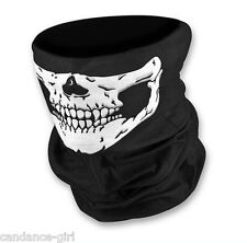 Skeleton Ghost Skull Bike Motor Helmet Balaclava Mask Paintball Ski Headwear