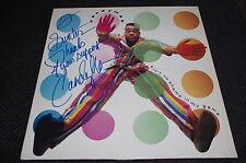 "Candyman RAPPER SIGNED AUTOGRAPH on ""AI not no shame..."" Vinyl Record LP InPerson"