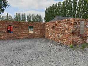 Alte Mauerziegel orange-bunt aus Rückbau Reichsformat Art.1042 Qm 56,55 €