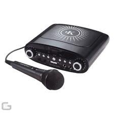 Easy Karaoke ekg88bk Plug&play CD / CDS Máquina de karaoke