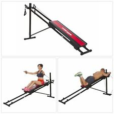 Total Gym 1100 Weight Exercise Equipment Trainer Strength Body Resistance Home