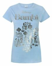 Disney Bambi Silver Foil Women's T-Shirt
