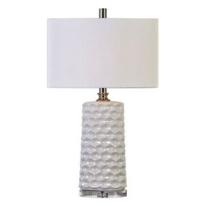 Sesia - 1 Light Table Lamp - 18 inches wide by 10 inches deep  Gloss