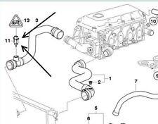 NEW BMW Genuine Cooling System Water Hose Temperature Sensor 13621433077 PETROL