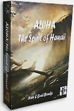 Jeu de société  Aloha - The spirit of Hawaii - Blue panther - Boardgame Anglais