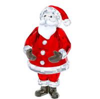 NIB $ 325 Swarovski Crystal Christmas Figurine SANTA CLAUS - 5223620
