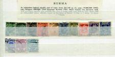 Sammlung Birma ( 42661 )
