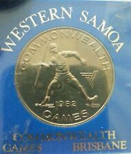 Willie: Western Samoa $1 Dollar coin