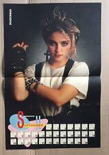 MADONNA Magazine Poster