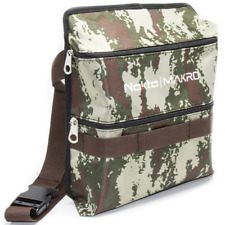 Nokta Makro Camo Finds Diggers Pouch for Metal Detecting - New !