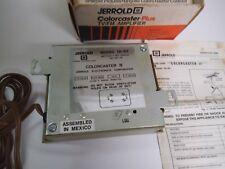 Nice Vintage, UHF / VHF / FM Antenna Amplifier, 1976 Jerrold Model TA-82, Unused