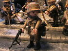 PLAYMOBIL CUSTOM SUBOFICIAL WHERMACHT (FRONT ORIENTAL 1944-1945) REF-0565 BIS
