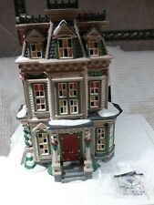 Dept 56 New England Village Hale and Hardy House 56610 - Original packaging
