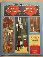 Best of LITTLE NEMO IN SLUMBER-LAND Winsor McCay, Chuck Jones, Charles M Schulz