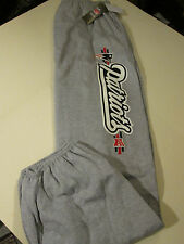 NEW ENGLAND PATRIOTS TEAM APPAREL SWEATPANTS BIG MENS SIZE 5 XL - GRAY - NWT