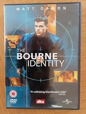 The Bourne Identity, region 2, 4 DVD (2003)