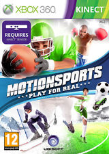 Motion Sports ~ Kinect XBox 360 Game (in Good Condition)
