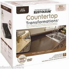 Javastone RustOleum Transformations Counter Top Coating Epoxy Kit 258283