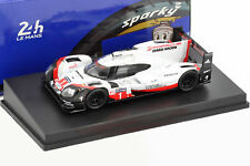 Porsche 919 Hybrid #1 24h LeMans 2017 Jani, Tandy, Lotterer 1:64 Spark