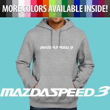 Mazda Motor Mazdaspeed 3 Mazdaspeed3 MPS COBBS Pullover Hoodie Jacket Sweater
