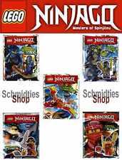 LEGO NINJAGO™ - Figuren Sammelpack zu Sparpreis - alle in Polybeutel - Limited!