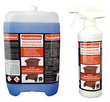 Geruchskiller 2,5 Liter biologisch Mülltonnenreiniger Maden Reiniger Mülltonne