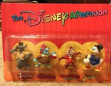 Kellogg Disney Afternoon Baloo Tummi Dale Scrooge TaleSpin Gummi Bears Chip 'n D