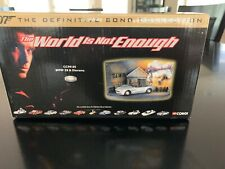 CORGI CC99105 007 THE WORLD IS NOT ENOUGH BMW Z8 & DIORAMA LIMITED EDITION