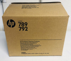 NEW HP Latex 789 792 (CH622A) Printhead Cleaning Container