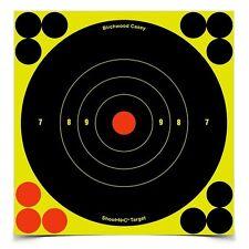 """New listing Birchwood Casey Target # 34512 Shoot-N-C 6"""" Bull's-eye (12 per pack)"""