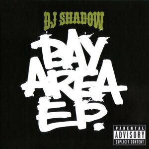 DJ Shadow - Bay Area EP (CD 2006) New
