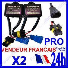 2 Module cable boitier anti erreur ODB pour kit xenon H1 H3 H4 H7 H9 H11 HB3 HB4