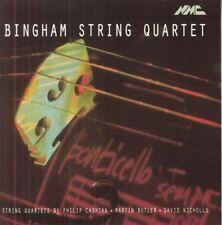 Bingham String Quartet: String Quartets by Philip Cashian, Martin Butler etc