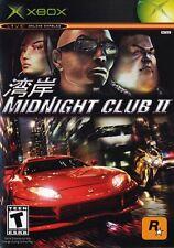 Midnight Club II - Original Xbox Game
