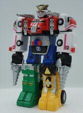 "Power Rangers Turbo ""Turbo Rescue Megazord""  1997 Bandai  (Nr.1)"