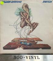 "Golden Earring- Switch-12"" Vinyl LP Track 2406 117 UK1975 A1B1 Vg Con"