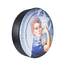 "27"" Rosie the Wheeler - Rigid Tire Cover - Honda CRV"