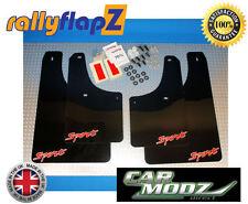 Rallyflapz SUZUKI SWIFT SPORT ANTIBECCHEGGIO & gt2012 (zc32s) 3mm NERA IN PVC SPORT LOGO