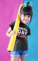 Girls Youth Toddler Birthday Girl T Shirt Bday Gift Tee Kids Princess T-Shirt