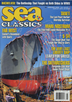 Sea Classics Magazine Back Issue Vol 42/No 1 January 2009 Battleship Richelieu