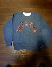 12AW AUTHENTIC Supreme arc logo sweatershirts sneaker nike