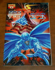 Project Superpowers #6 The American Spirit & The Scarab Dynamite VF   ^